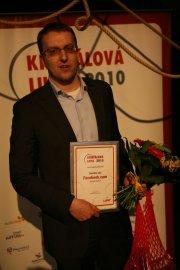 Michal Kašpárek (managing director společnosti ArboInteractive, která v České republice zastupuje Facebook)