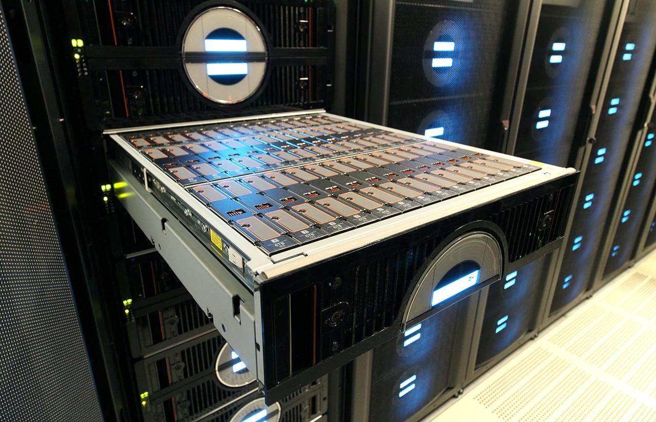 Superpočítač Bull/Atos v DKRZ v Hamburku
