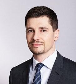 Novým šéfem komunikace Expobank je Jakub Švestka. (10.2.2020)
