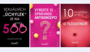 E-book: elektronické knihy vedici Vitalia.cz