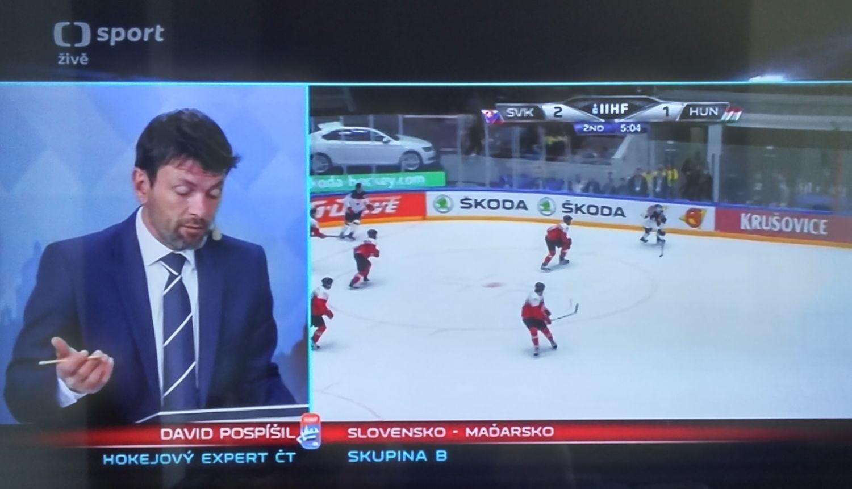 ČT HbbTV - MS hokej 2016