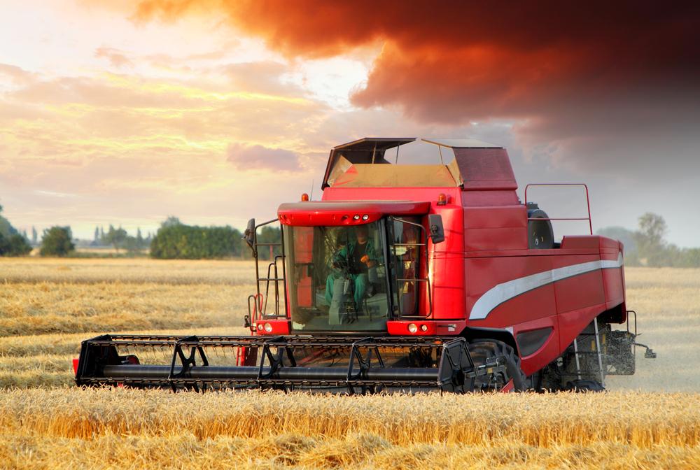 Ze života farmářů