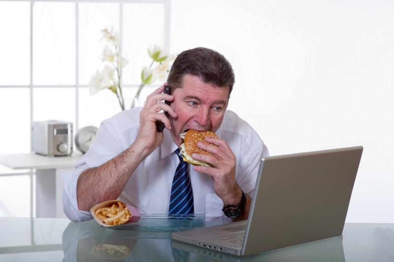 byznys, time management, jídlo, práce
