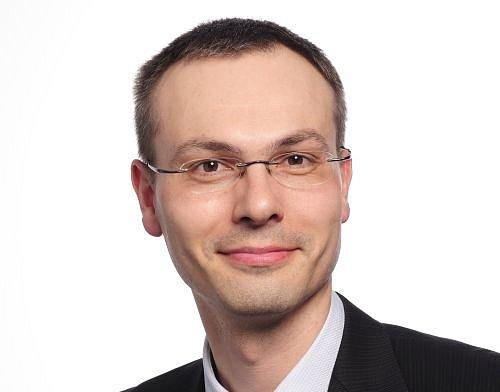 Nový obchodní ředitel Českých Radiokomunikací Marek Růžička