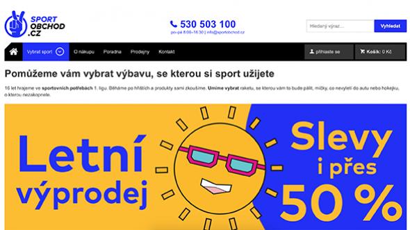 [aktualita] Hlavenka a spol. kupují podíl v e-shopu SportObchod.cz, chtějí růst do Evropy
