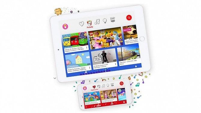 [aktualita] Google v ČR spustil YouTube Kids, rodiče mohou v aplikaci omezit sledování videí