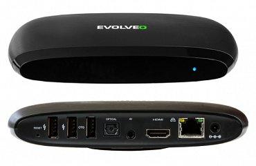 Box je malý a lehký, takže u něj musíte dávat pozor, aby vám ho kabely nešoupaly po nábytku. V každém případě má ale sympatický design a prakticky všechna potřebná rozhraní. Až na USB 3.0, což je ovšem tristní!
