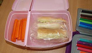 Skutečné svačiny školáků: padesátikoruna abalík chipsů