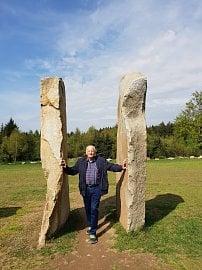 Volfgang Podestát, nejstarší zaměstnanec České spořitelny. (08/2021)