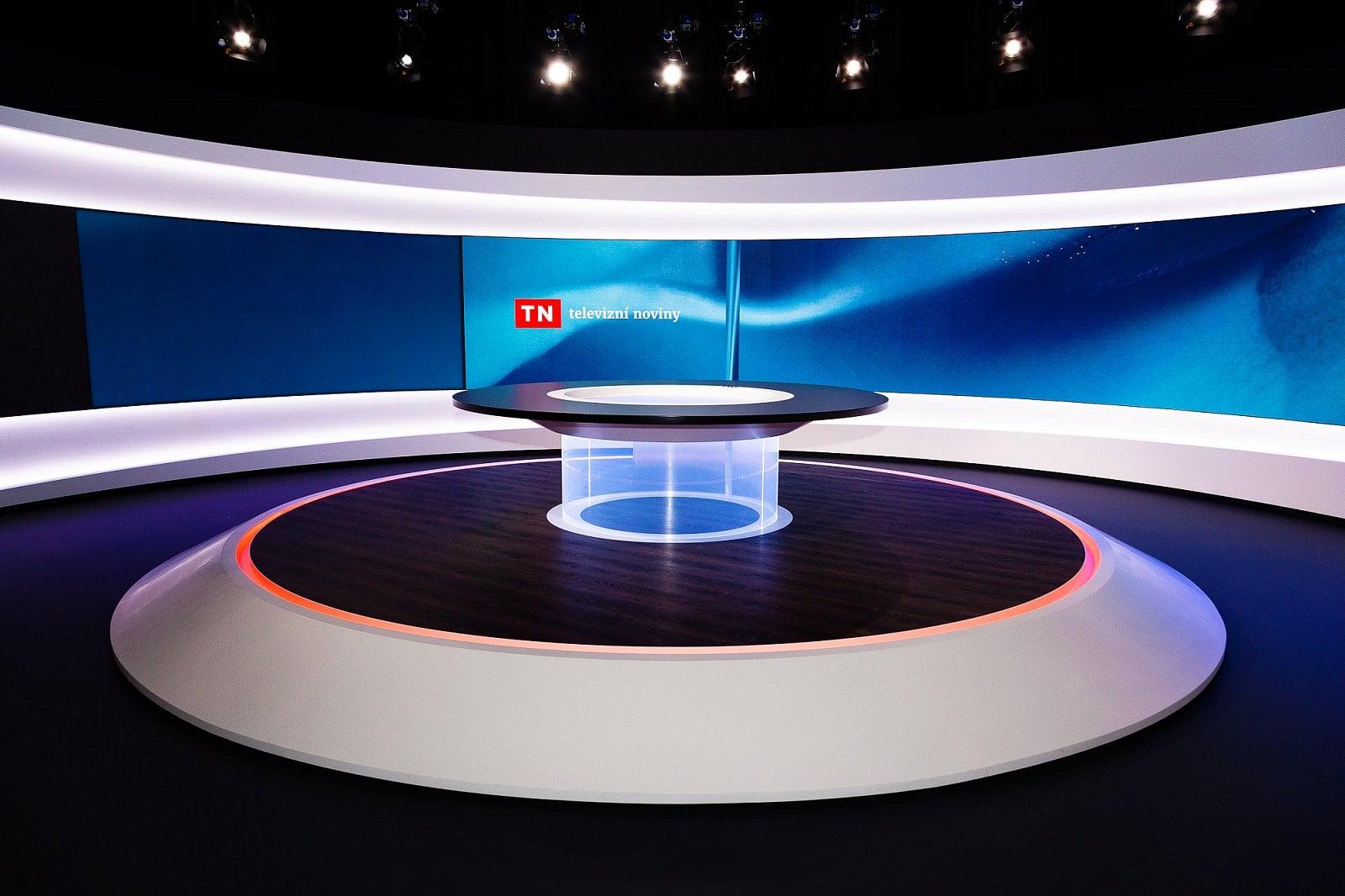 Zpravodajské studio TV Nova