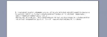 Data, která nám wordový dokument zpřístupnil. Bohužel k nepřečtení.