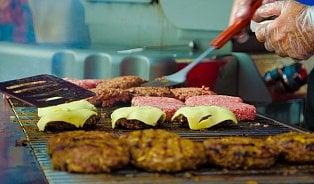 Jak to vypadá na Hamburger festivalu vPensylvánii?