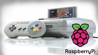 Root.cz: Postavte herní konzoli z Raspberry Pi