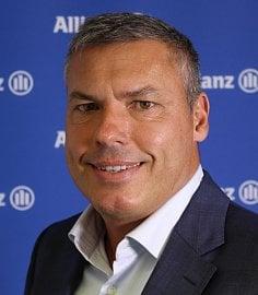 Radim Krist vede externí obchod Allianz. (10.8.2020)