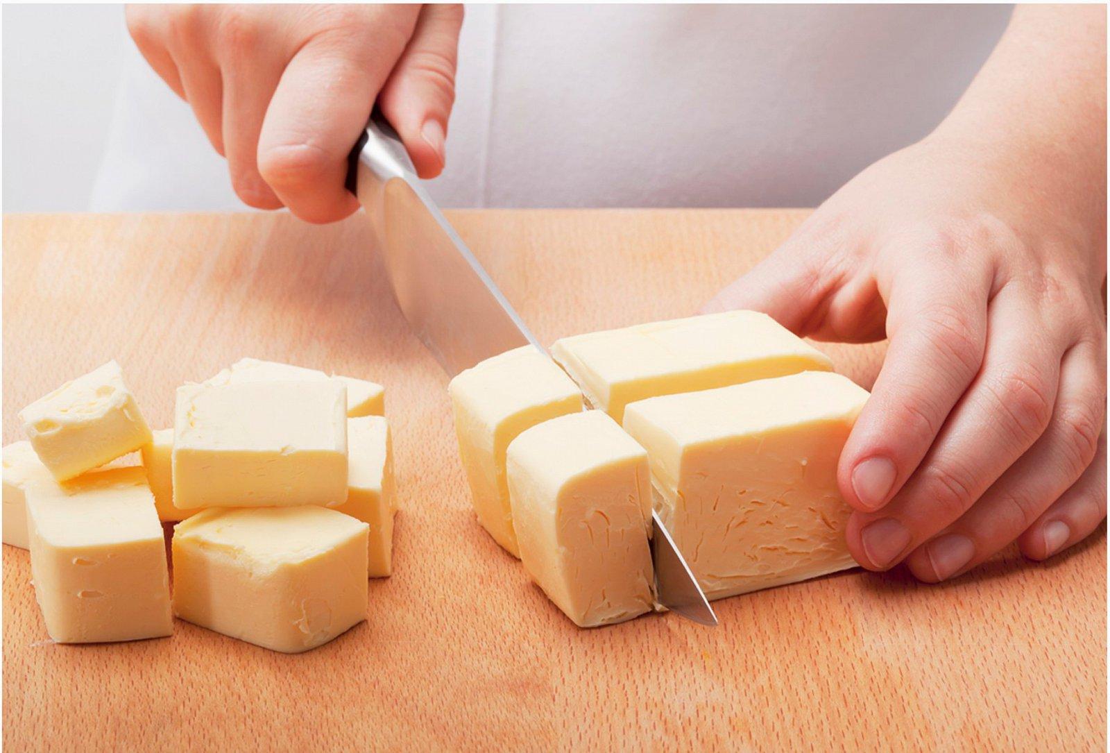 Ghí a přepuštěné máslo