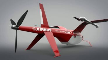 Koncept Cargo nákladního dronu