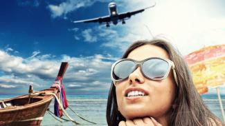 Oční manuál na cesty: Kontaktní čočky jako stvořené na dovolenou