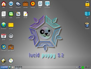 Puppy Linux 5.2