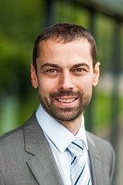 Jiří Feix, předseda představenstva a generální ředitel Hypoteční banky. (27.4.2020)