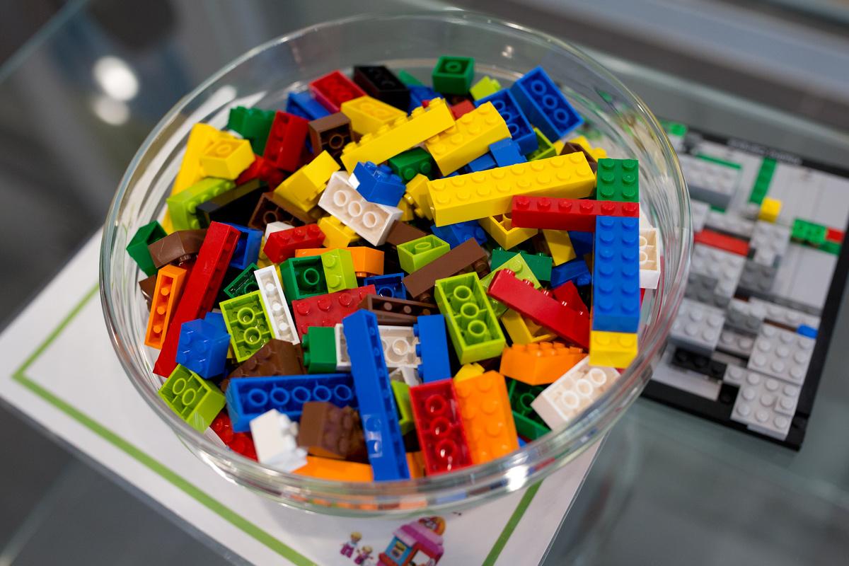 Návštěva v Lego