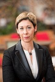 Mgr. Pavla Fučíková, prezidentka Exekutorské komory České republiky (11/2016)