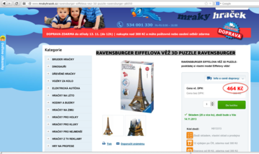 Screen Mrakyhraček.cz