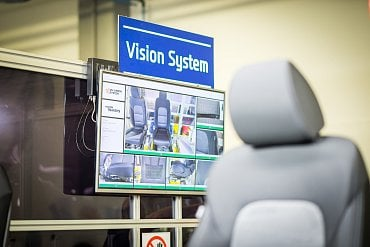 Uplatnění 24 Vision Systems podle Cvička nahrává hlavně to že platforma zvládá odvádět dobrou práci i při vysokém tempu produkce.