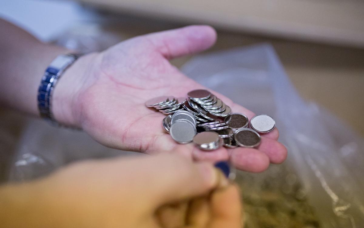 Na návštěvě v České mincovně