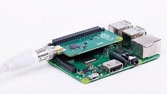 Root.cz: Raspberry Pi umí přijímat DVB-T2 televizi