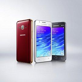 Samsung Z1 - jiný operační systém, ale známý design