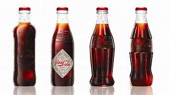 Podnikatel.cz: Různé podoby lahve Coca–Coly. Úchvatné
