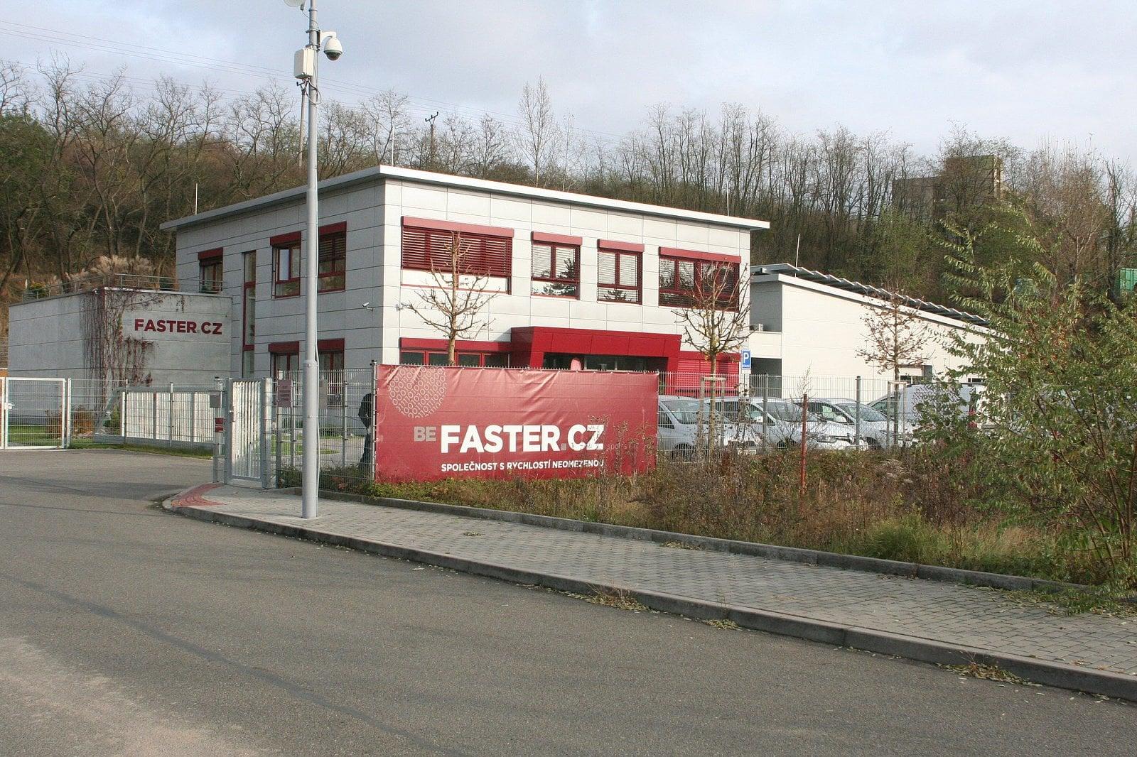Faster DC Brno