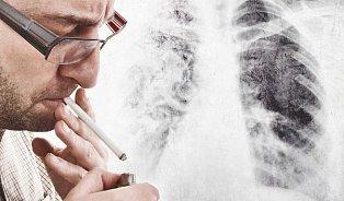 Na následky kouření zemřou vČesku denně dva lidé