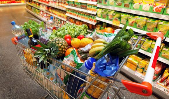 Kolik je v obchodě českých potravin?
