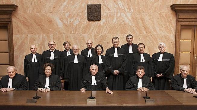 Ústavní soud odmítl zrušit cenzurní paragrafy vloterijnímzákoně