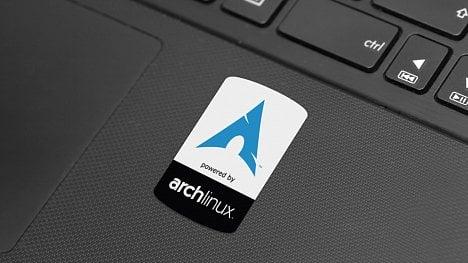 Distribuce Arch Linux: první část instalace - Root cz