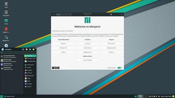 Distribuční věstník: alfa OpenMandriva Lx 4.2, bezpečnostní návody od IPFire