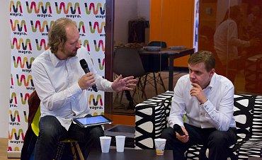 NetClub s Robertem Čásenským