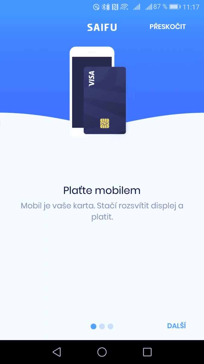 Saifu - Česká spořitelna