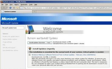 Sophos malware