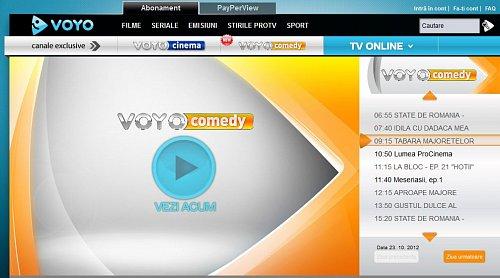 Voyo už má po Voyu Cinema i své tematické streamy