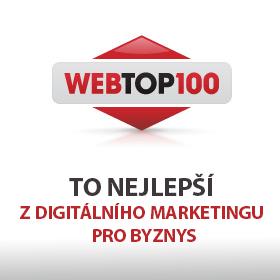 Logo Konference WebTop100  2015