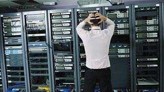IT včeských firmách: Dokud se něco nepokazí, IT nikdo nevnímá