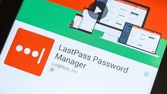 LastPass správce hesel