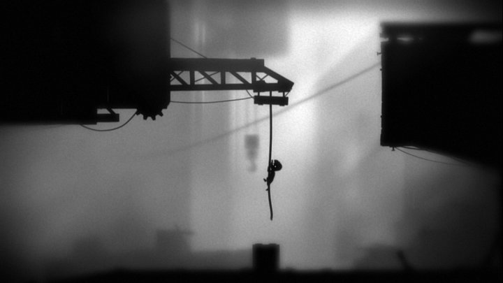 Limbo screenshoty