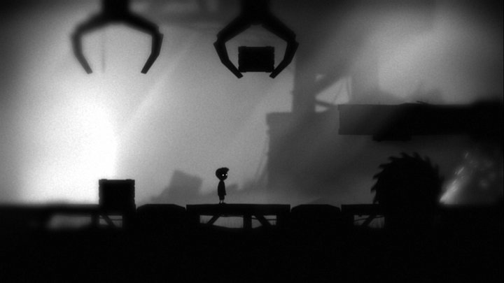 Limbo screenshoty