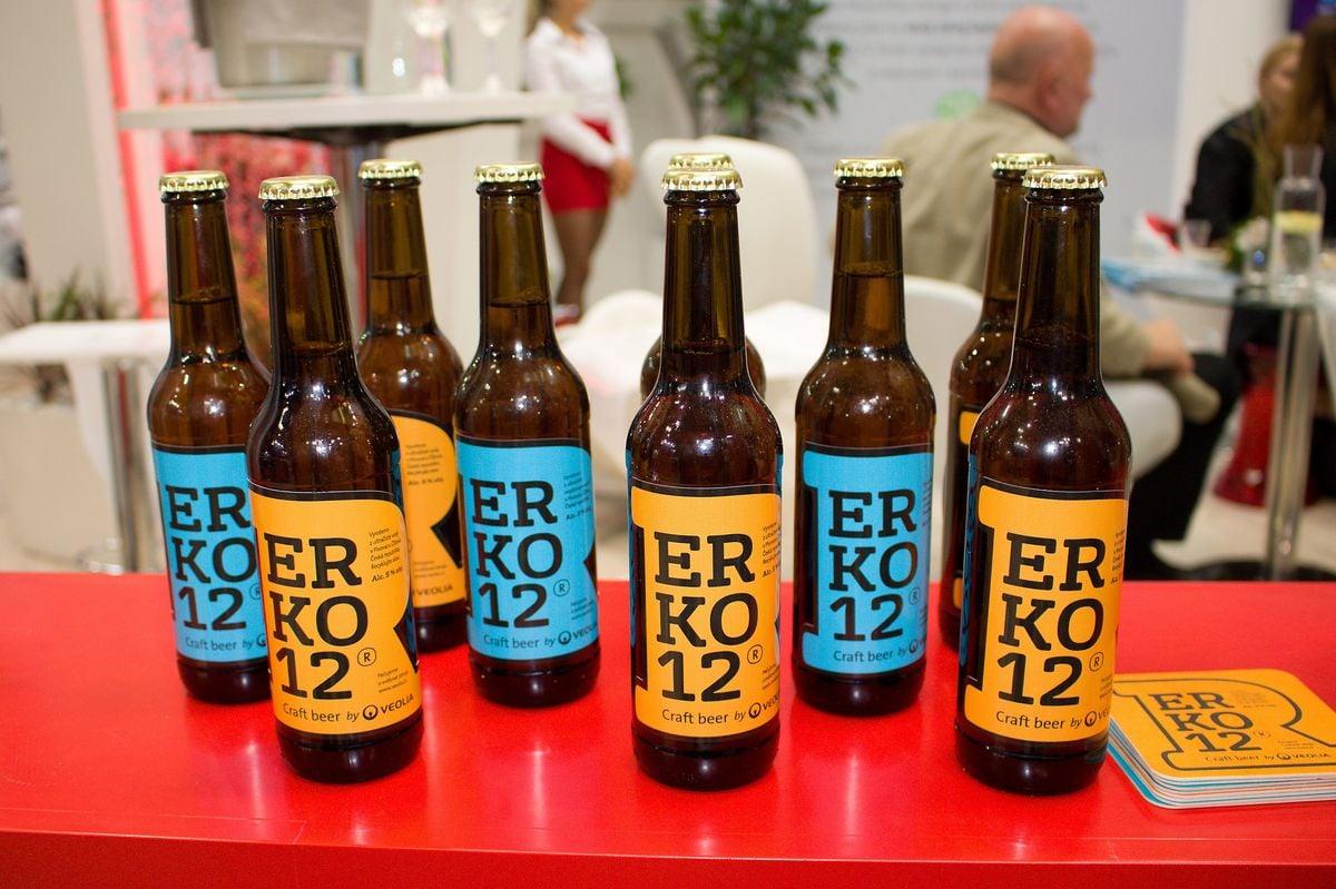 Pivo z recyklované vody