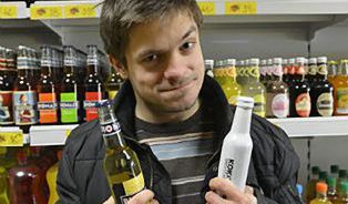 První česká limotéka nabízí 150druhů limonád