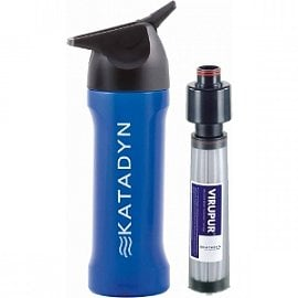 Přenosný třístupňový filtr KATADYN® MyBottle s lahví na pití