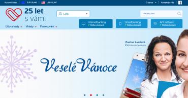 Waldviertler Sparkasse Bank přeje veselé Vánoce v roce 2019.